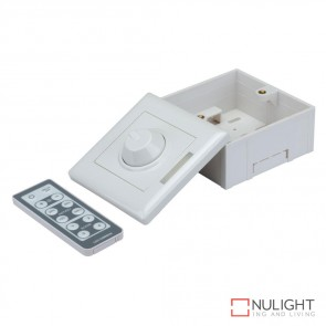 Chameleon 11 Wall Mounted Dimmer 1 Channel DOM