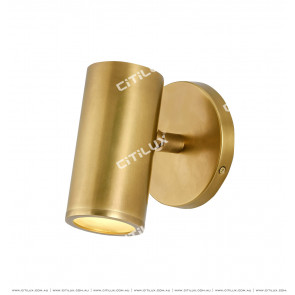 American Industrial Wind Wall Light Citilux