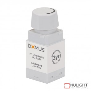 200W Led Dimmer To Suit Domus Range Of Dimmable Products DOM