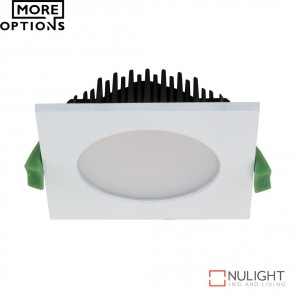 Splash Square 13W Splash Proof Led Downlight Led DOM