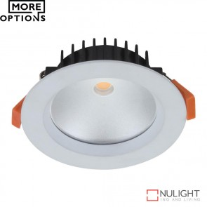 Gem 13 13W Led Round Downlight White DOM