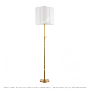 American Copper Plum Cover Floor Lamp Citilux