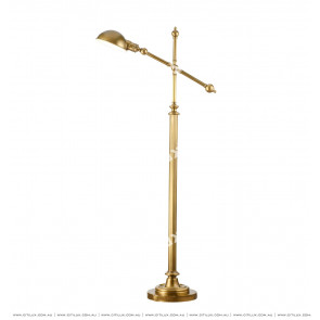 American Copper Exploration Floor Lamp Citilux