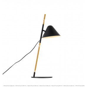 Nordic Simple Black Table Lamp Citilux