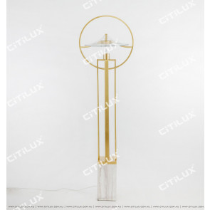 New Chinese Style Minimalist Floor Lamp Citilux
