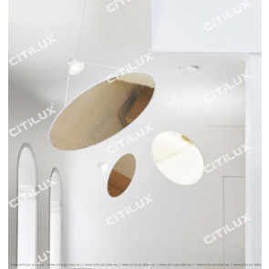 Minimalist Spotlights Single-Head Chandelier Citilux