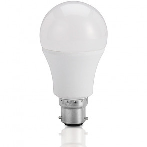 A60 LED Globe B22 8W 620 LM, 3000K Brilliant Lighting
