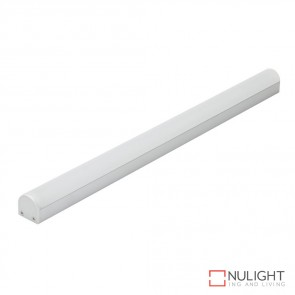Bobby Curve Surface Suspended Led Profile Natural Anodised Finish DOM