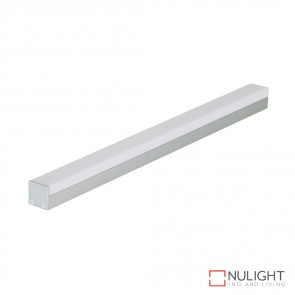 Bobby Bloc Surface Suspended Led Profile Natural Clear Anodised Finish DOM