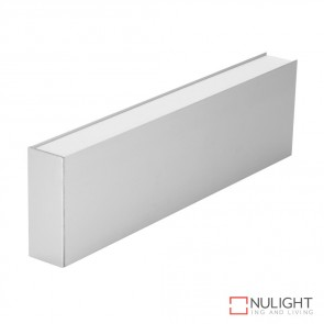 Luma Line 2 Surface Suspended Led Profile Natural Clear Anodised Finish DOM
