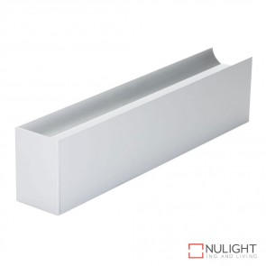 Indigo Sm Surface Suspended Led Profile Natural Anodised Finish DOM