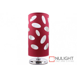 Carlo Touch Lamp Red VAM