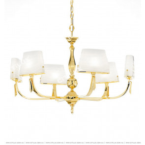 Modern Light Luxury Xin Color Small Chandelier Citilux