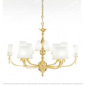 Modern Light Luxury Xin Color Medium Chandelier Citilux