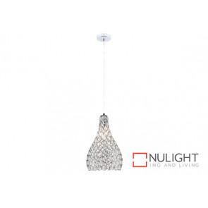 Krystal LED Dome 35cm G9*1 Pendant VAM