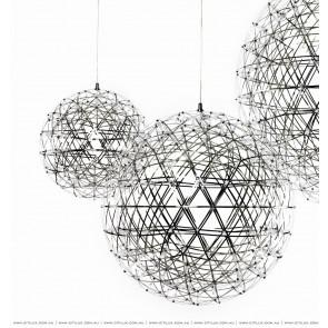 Starlight Led Spherical Chandelier Citilux