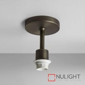Semi Flush Unit Bronze 7462 AST