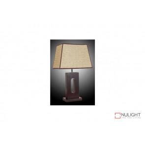 WABI Table Lamp Rattan Shade VAM