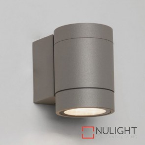 Dartmouth Single LED Textured Painted Silver 7582 AST