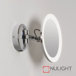 Mascali Round LED Polished Chrome 7627 AST