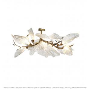 Midsummer Leaf Series Ceiling Light Citilux