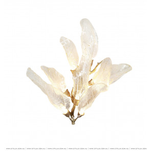 Midsummer Leaf Series Large Wall Light Citilux