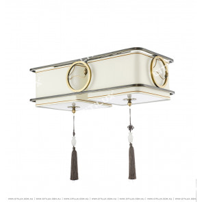 Lotus Pond Lotus Heart Series - Lotus Pond Lotus Heart Simple Ceiling Lamp Citilux