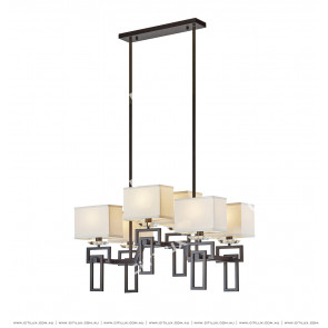 Modern New Chinese Chandelier Citilux
