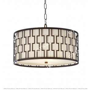 New Chinese Style Simple Chandelier Citilux