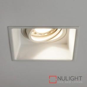 Minima Square Adjustable Fire-Rated Matt White 5740 AST