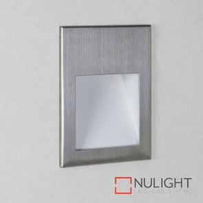 Borgo 54 LED Brushed Stainless Steel 7483 AST