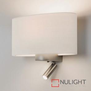 Napoli Reader LED Matt Nickel 7580 AST