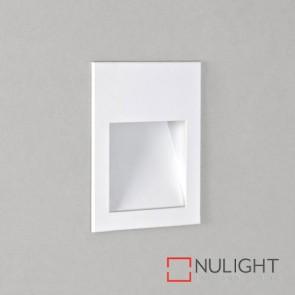 Borgo 54 LED Textured White 7484 AST