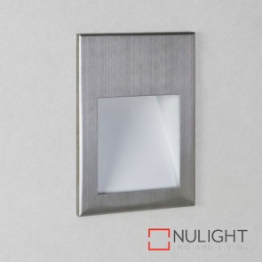 Borgo 54 LED 2700K Brushed Stainless Steel 7544 AST