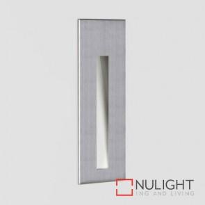 Borgo 43 LED Brushed Stainless Steel 7481 AST