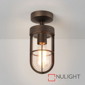 Cabin Semi Flush Bronze 7851 AST