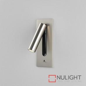Fuse Switched LED Matt Nickel 7858 AST
