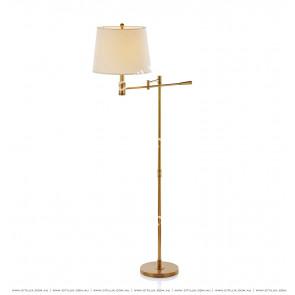 American Minimalist Metal Floor Lamp Citilux