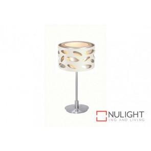 Carlo White Table Lamp VAM