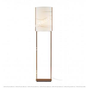 Modern Artistic Landscape Painting Floor Lamp Citilux