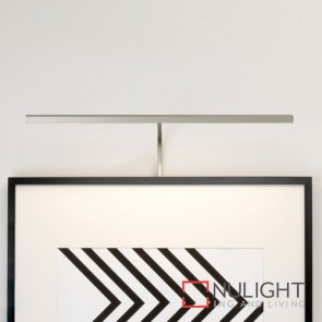 Mondrian 600 Frame Mounted LED Matt Nickel 7889 AST