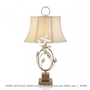 Crystal Beautiful American Table Lamp Citilux