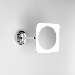 Mascali Square LED Polished Chrome 1373003 Astro