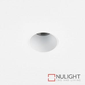 Void Round 55 LED 25deg 80CRI 2700K Matt White 5775 AST