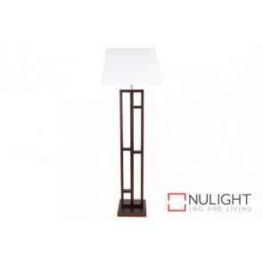 Fuji Timber Floor Lamp VAM