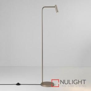 Enna Floor LED Matt Nickel 4579 AST