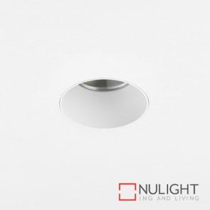 Void Round 80 White LED 25deg 93CRI 3000K Matt White 5781 AST
