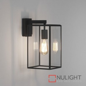 Box Lantern 350 Textured Black 8049 AST