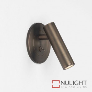 Enna Recess Switched LED Bronze 8041 AST