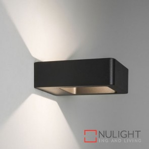 Napier LED Wall Textured Black 8003 AST
